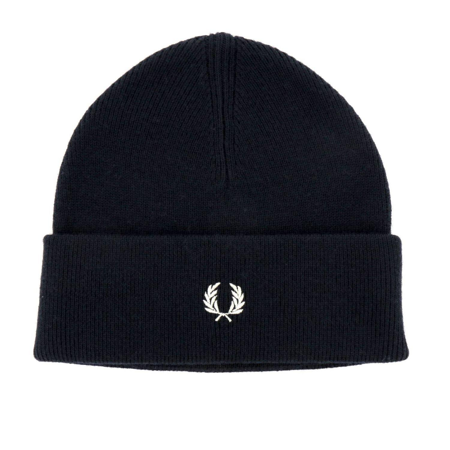 05a866b8c Fred Perry Hat Men in Blue for Men - Lyst
