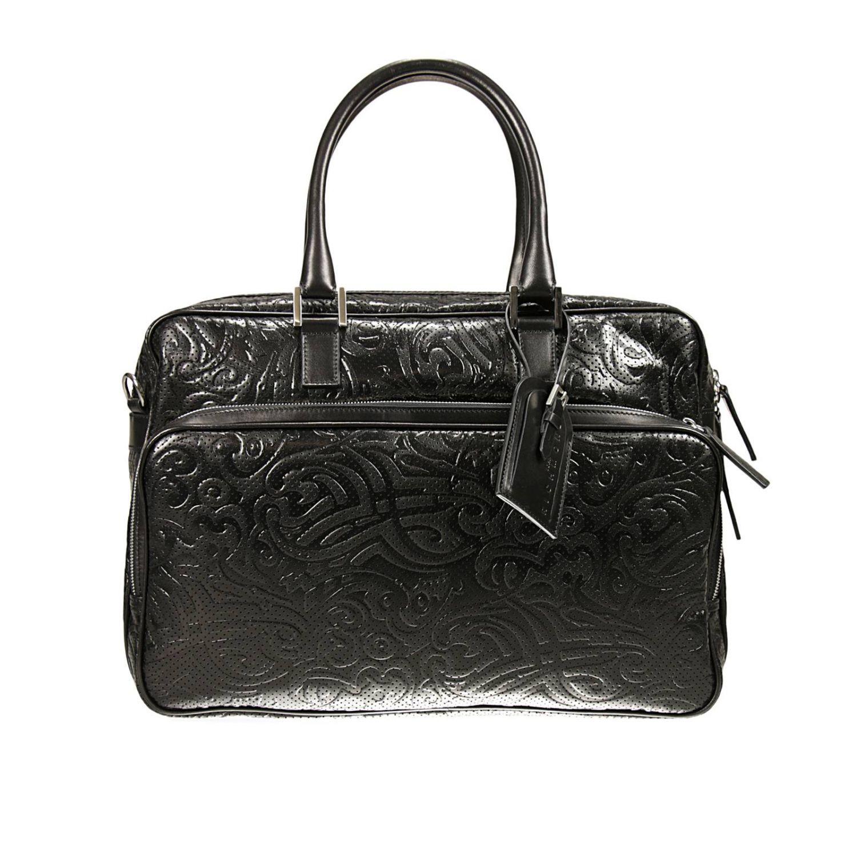 John richmond Men's Bags in Black for Men
