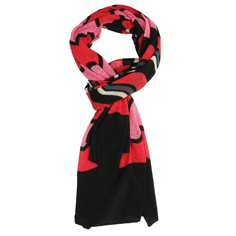 m missoni scarf in lyst