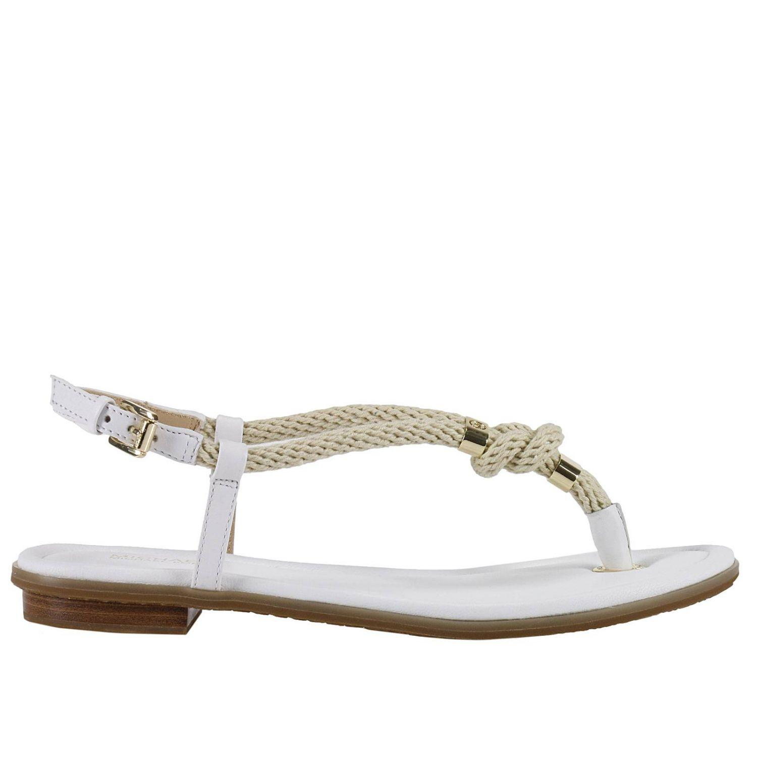 New Michael Kors Collection Womens Sherie Sandals  Bestshoesblog