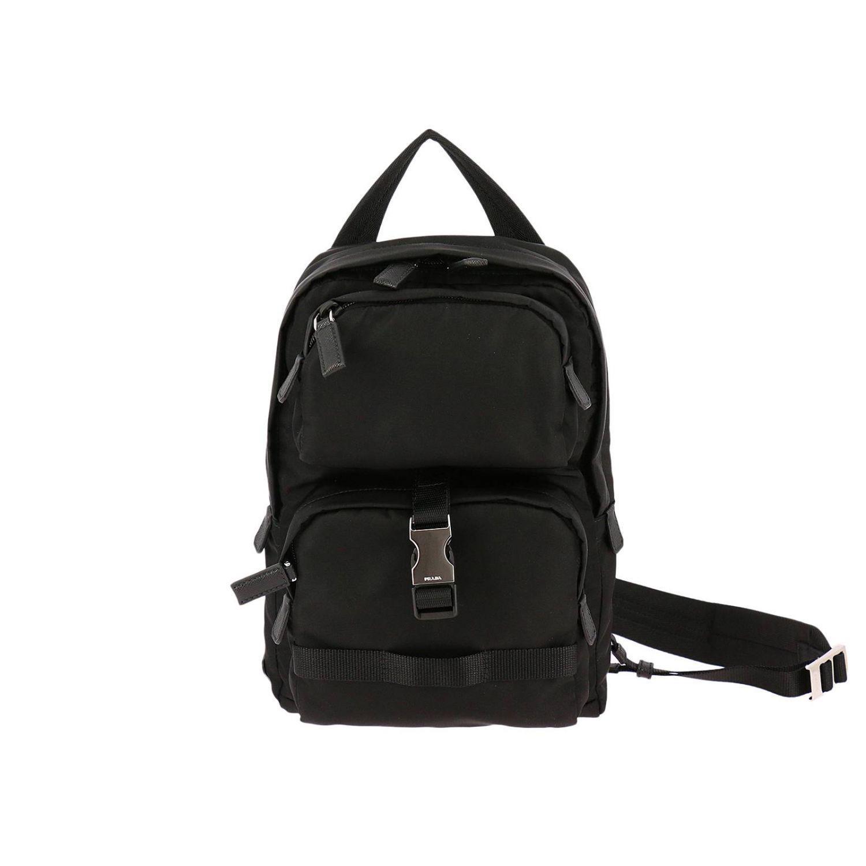 Lyst - Prada Bags Men in Black for Men 1c4922287a5b7