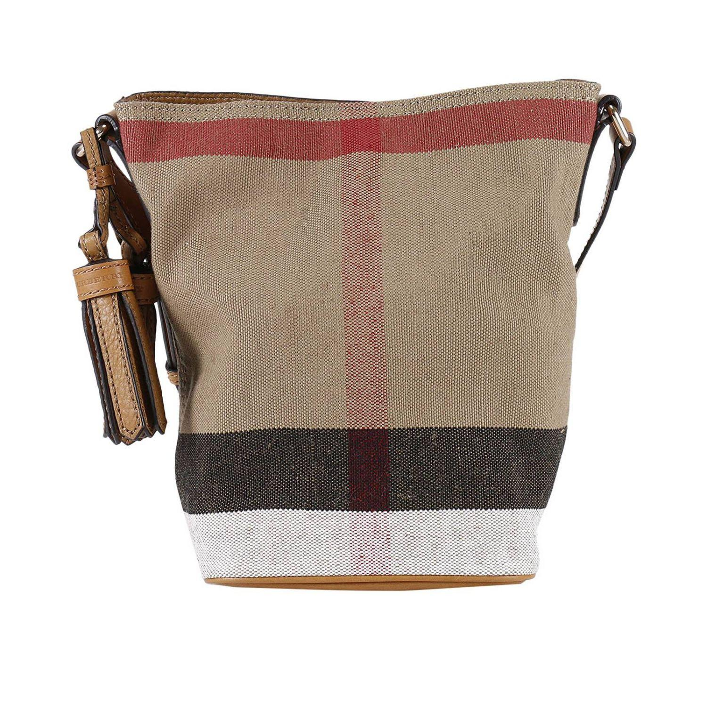 Burberry Shoulder Bag Women - Lyst