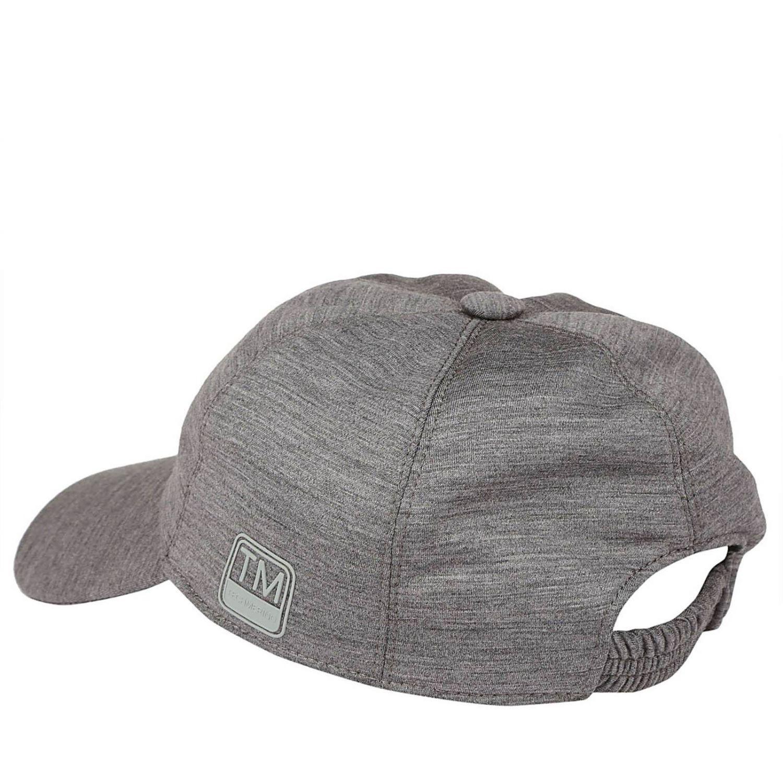 b7c901d0ce2 Z Zegna Hat Men in Gray for Men - Lyst