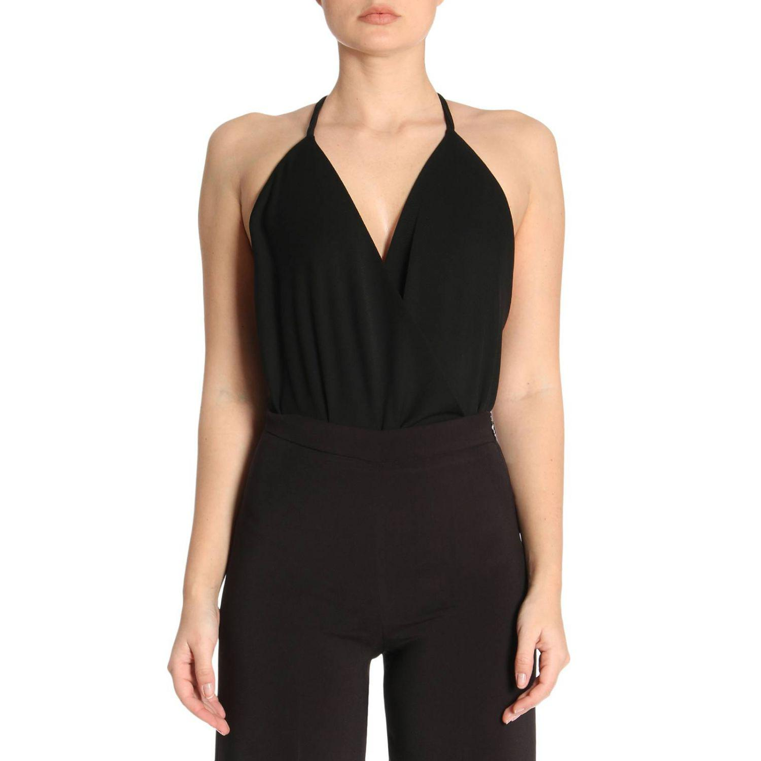 Cheapest For Sale Manchester Great Sale Online Black body Patrizia Pepe LRQwyyEHO