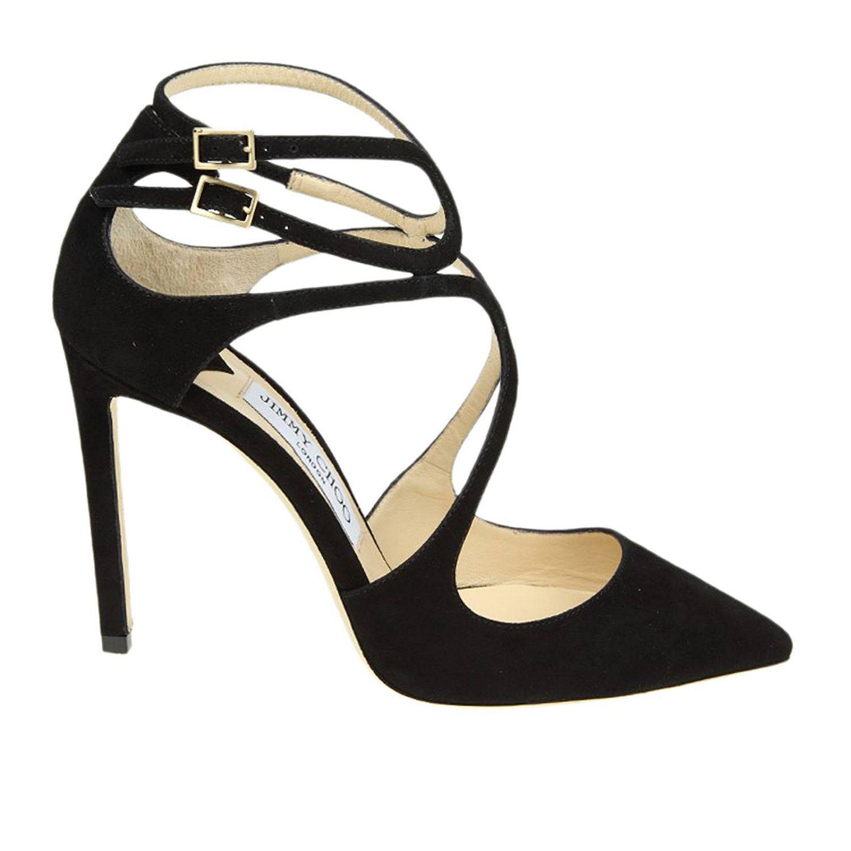 Chanel Black Court Shoes