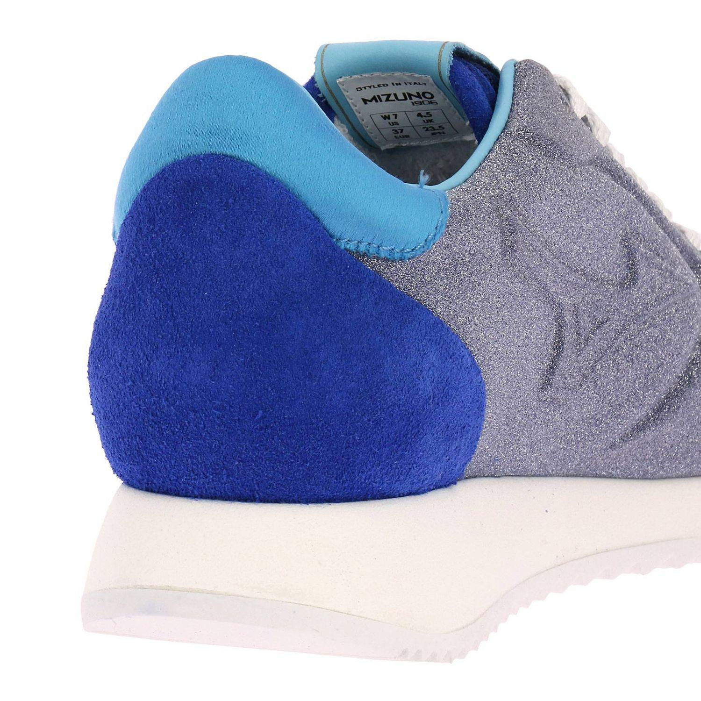 Mizuno Sneakers Shoes Women in Blue