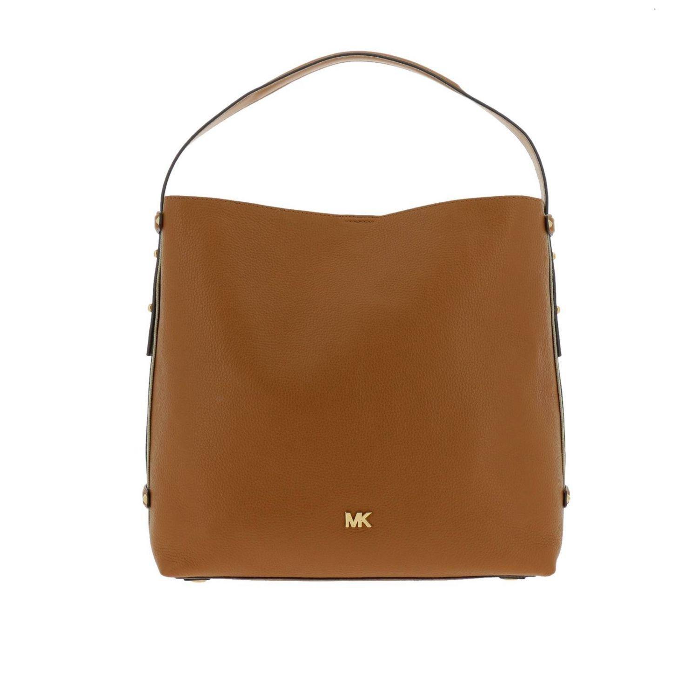 8c5460e076543f Michael Michael Kors Shoulder Bag Women in Brown - Lyst