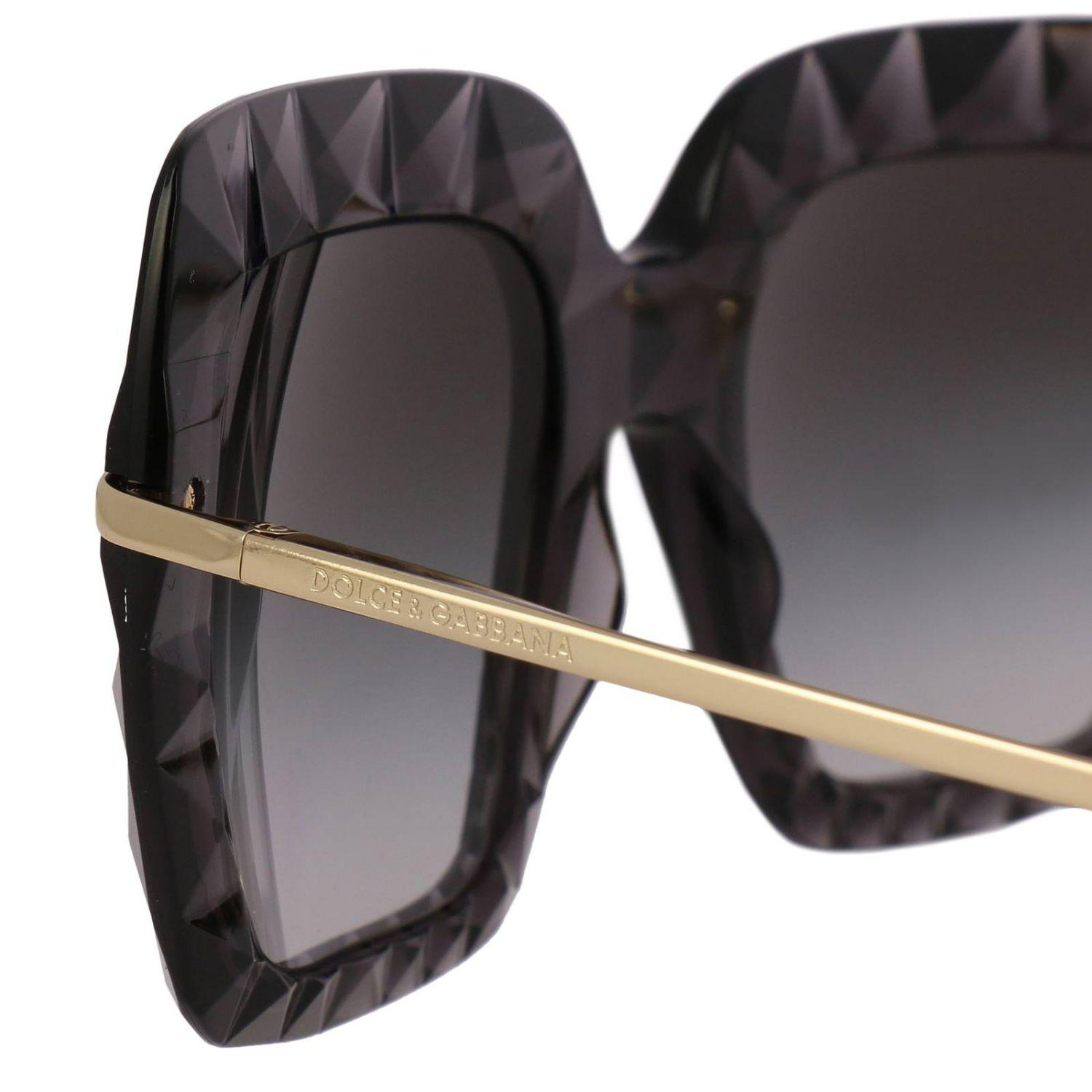 Dolce & Gabbana Sunglasses Women in Black