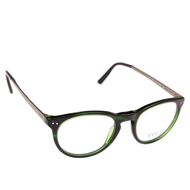 Polo Ralph Lauren Eyewear Men in Green for Men - Lyst