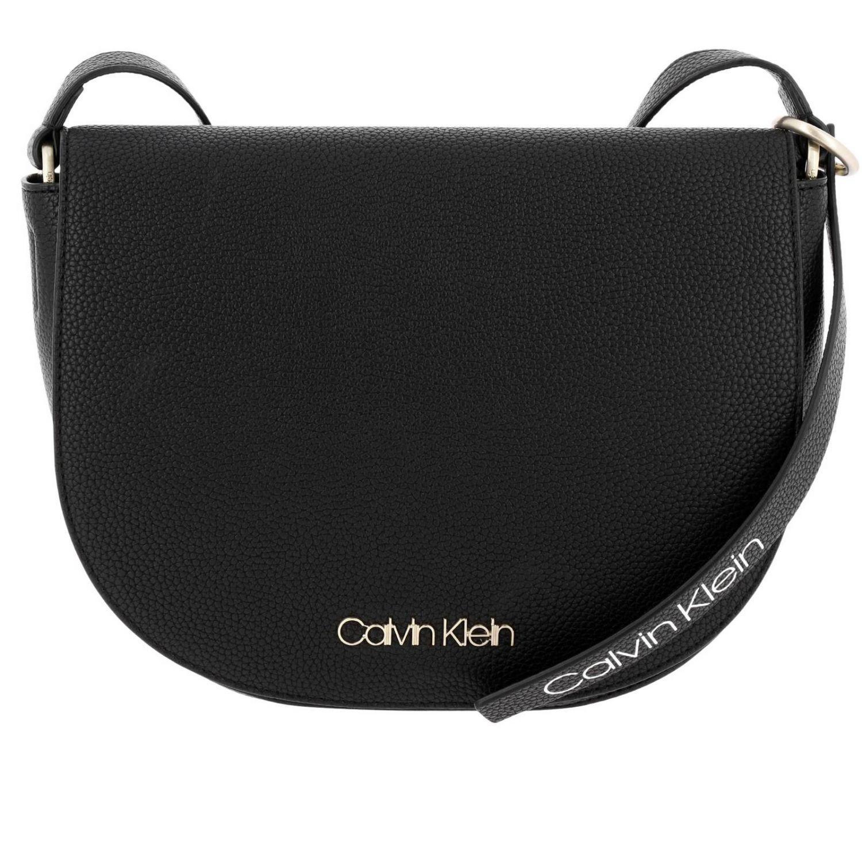 Calvin Klein Crossbody Bags Shoulder Bag Women in Black - Lyst 21ac36aed1770