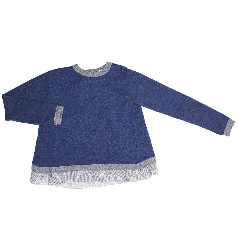 Lyst - Pull pour enfant Fendi en coloris Bleu 6ed8f179cdc