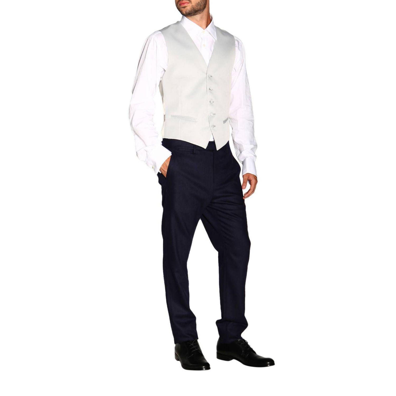 Brian Dales Wool Suit Vest Men for Men