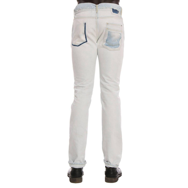 Maison Margiela Denim Jeans Men in Blue for Men