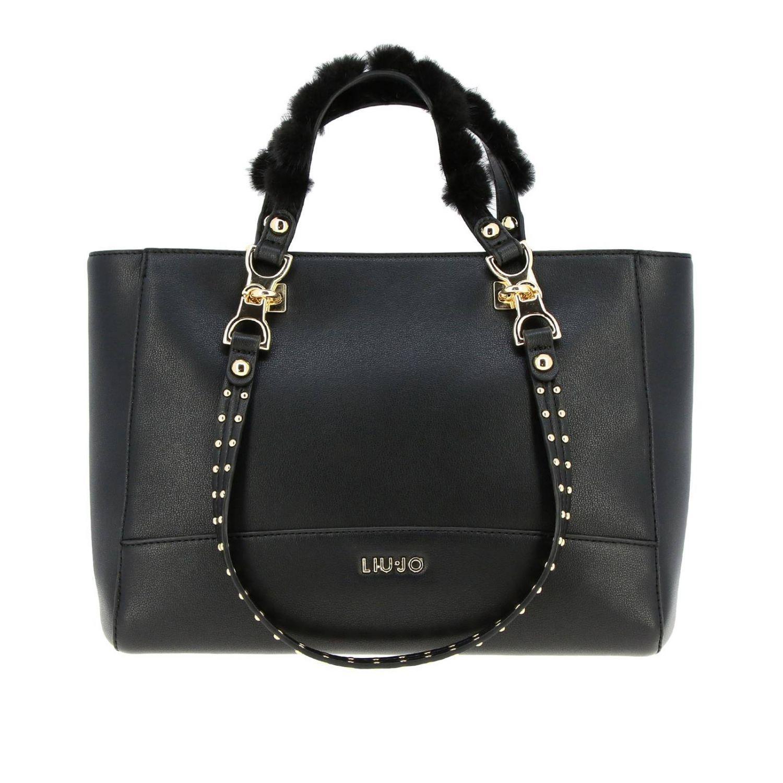 Liu Jo Synthetic Women's Tote Bags in Navy (Blue) - Lyst