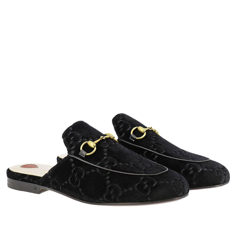 996cc657f Gucci - Black Shoes Women - Lyst. View fullscreen
