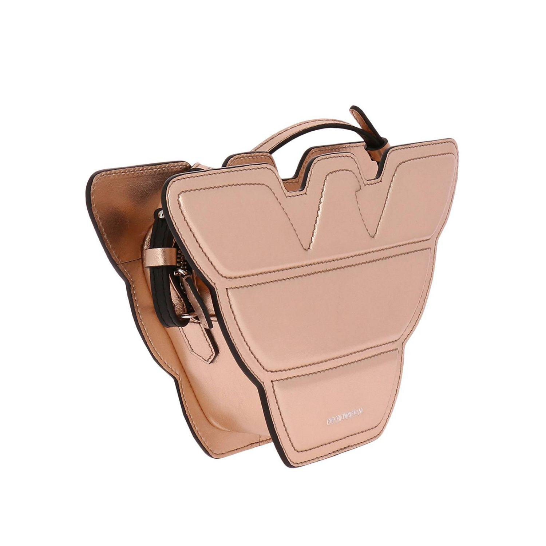 d2af730554 Lyst - Emporio Armani Mini Bag Shoulder Bag Women in Metallic