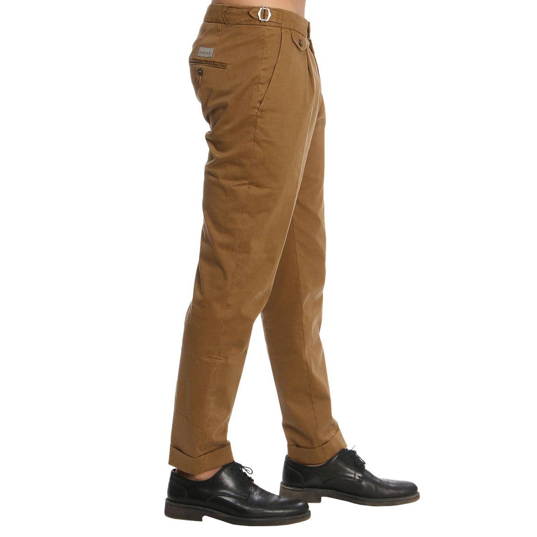Jeckerson Cotton Pants Men in Tobacco (Brown) for Men