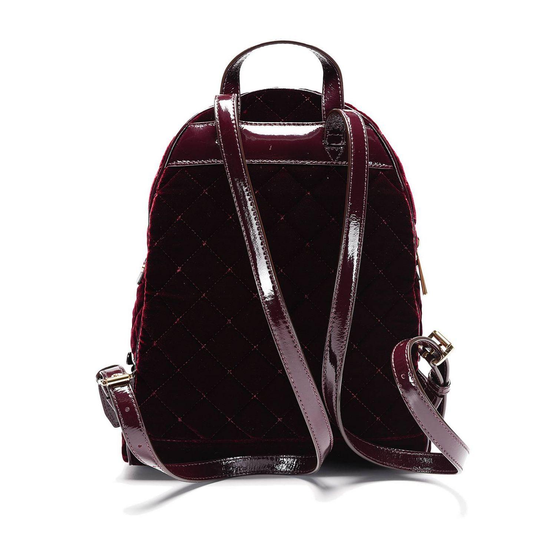 83b770e226c6 ... authentic lyst michael michael kors velvet backpack women michael kors  390e7 40f0f