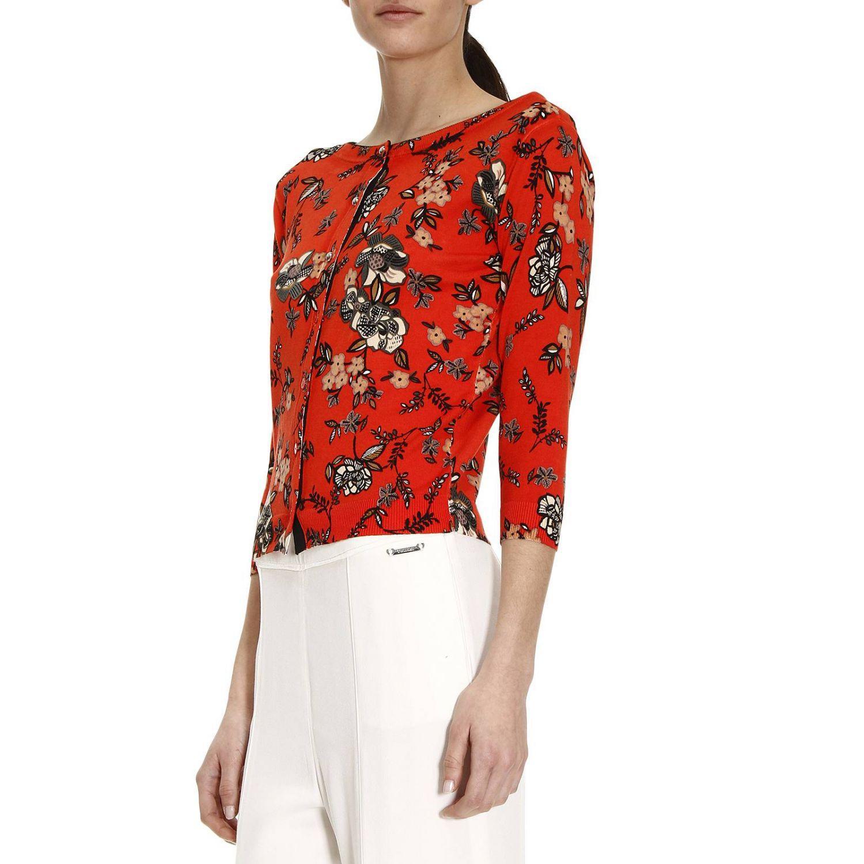 Lyst - Twin set Sweater Women in Red