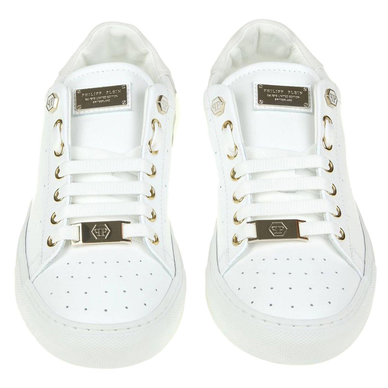 Philipp Plein Sneakers Women in White