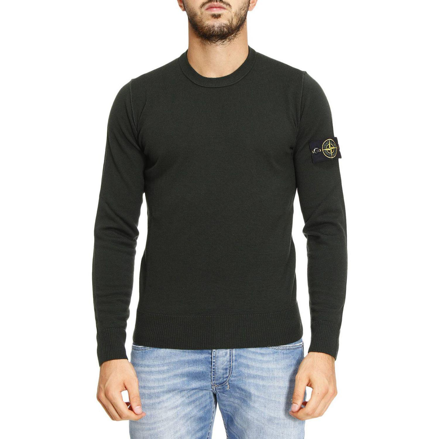 Stone Island Pull Homme