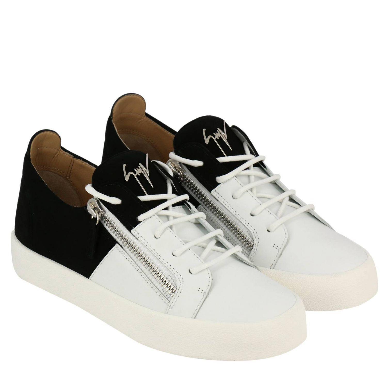 Giuseppe Zanotti Sneakers Men in White