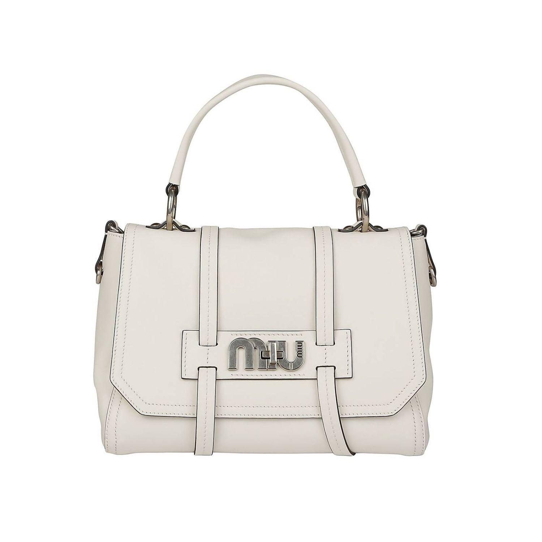Lyst - Miu Miu Crossbody Bags Women in White 3b68efe3bdd5e