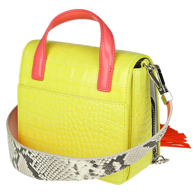 KENZO Tote Bags Women in Yellow