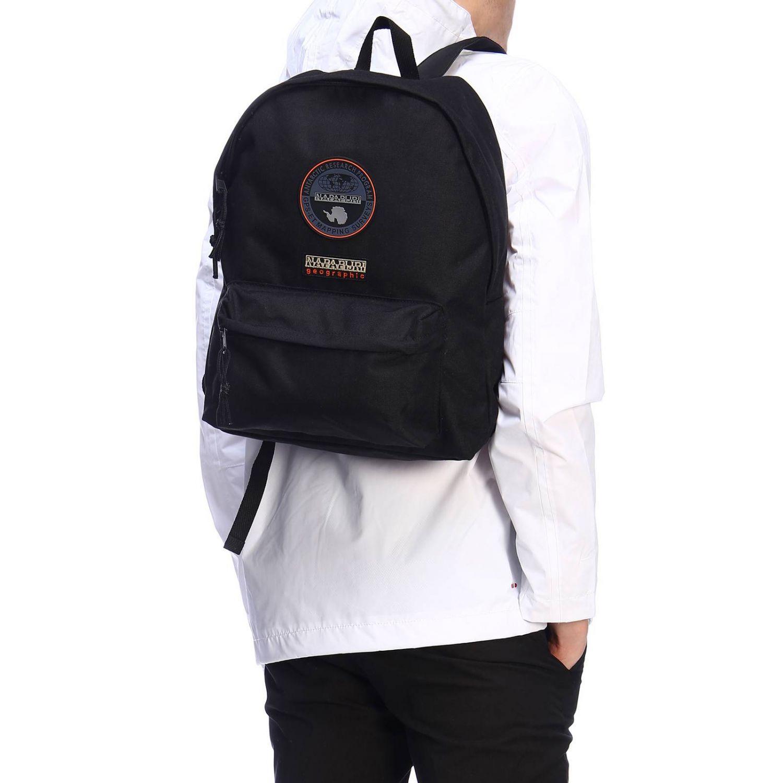Napapijri - Black Bags Men for Men - Lyst. View fullscreen
