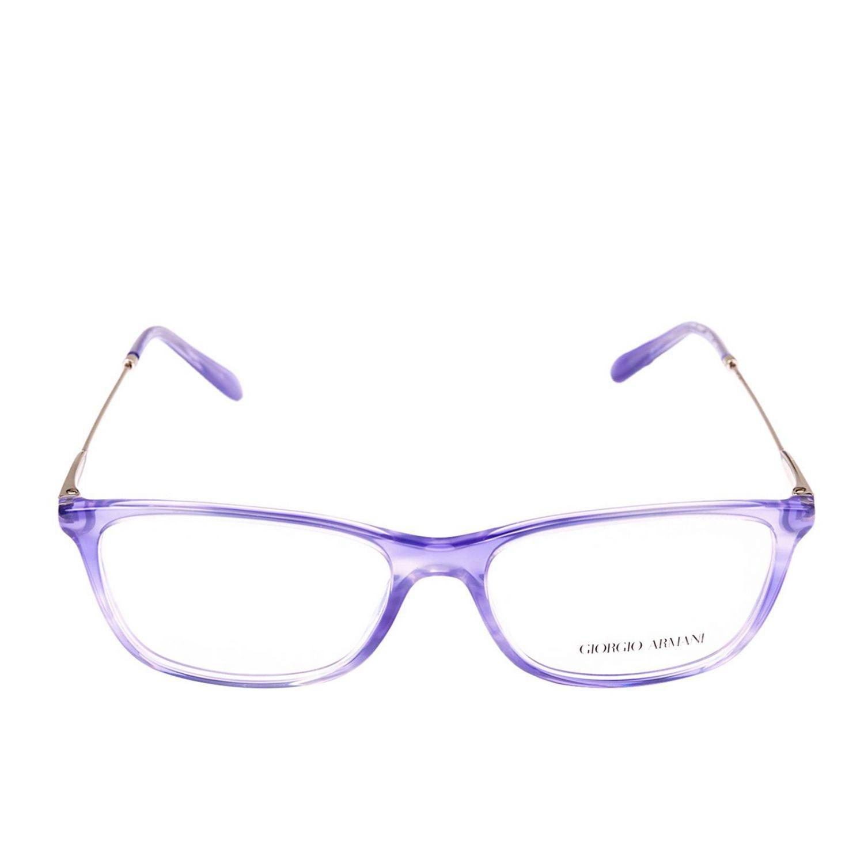 c2ada082756 Giorgio Armani Sunglasses Women in Purple - Lyst