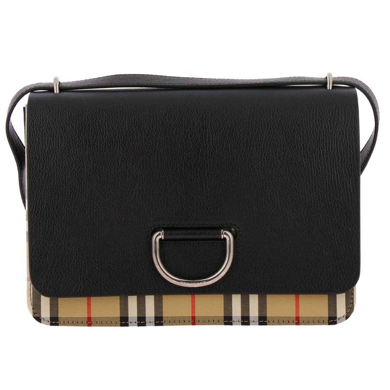 Burberry Crossbody Bags Shoulder Bag Women in Black - Lyst 3a8e7dd18