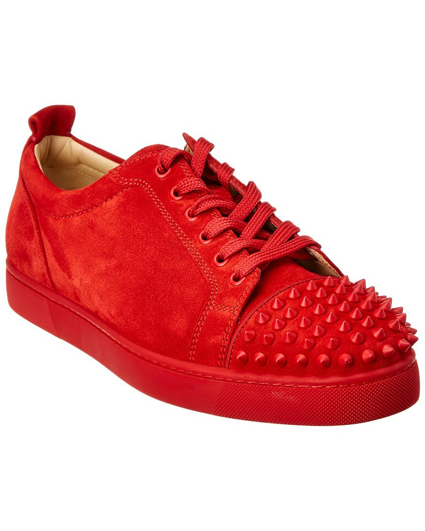 red louboutin sneakers, OFF 76%,Best