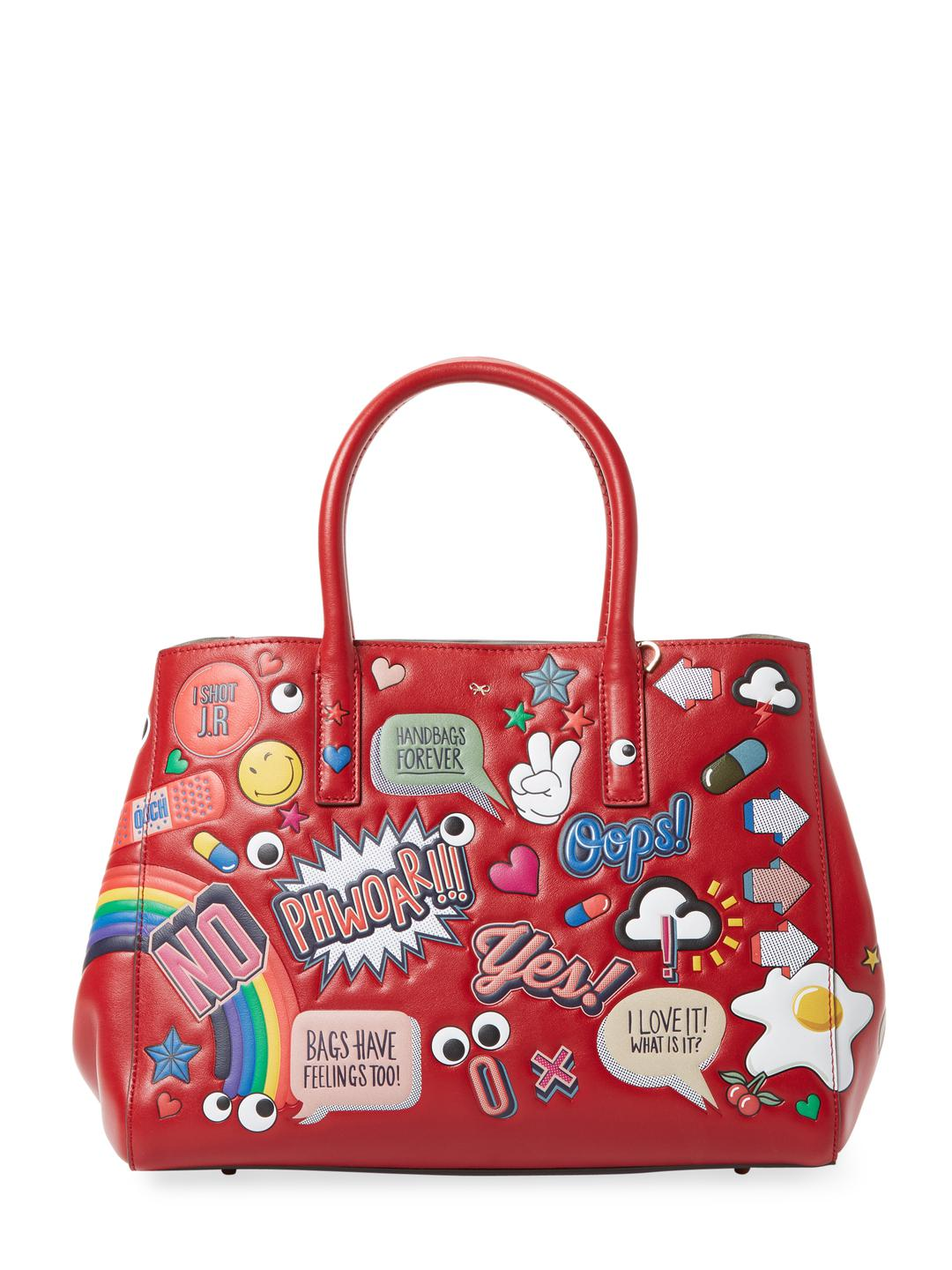 Factory Outlet Cheap Online Clearance Shop Vere tote - Red Anya Hindmarch Sale Collections UpGfVB3