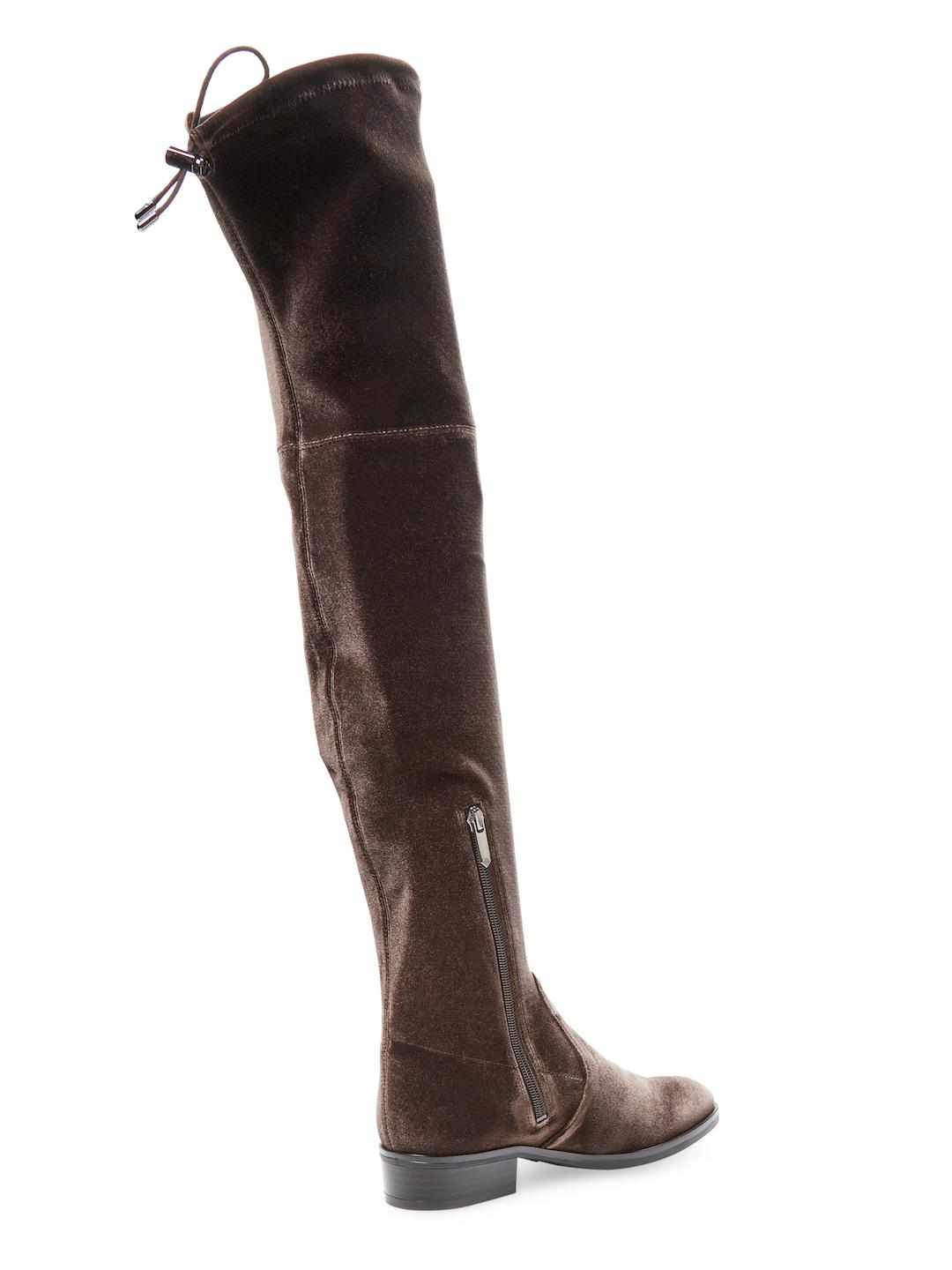 dac96c20d6bc7d Lyst - Sam Edelman Patricia Over The Knee Boot in Gray