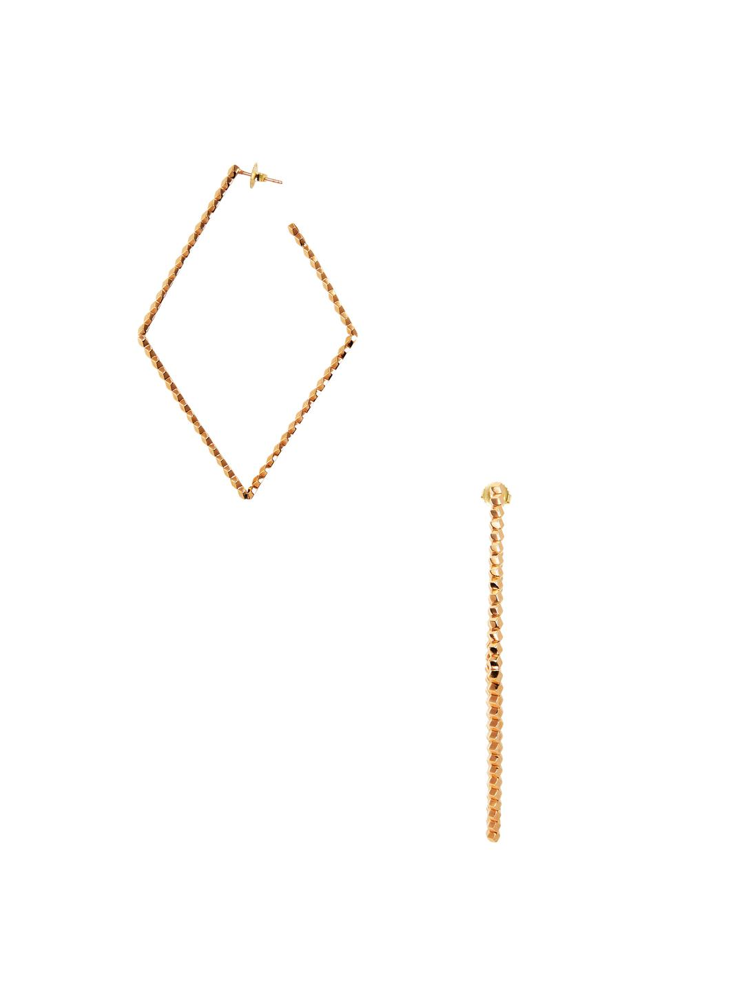 Gallery Previously Sold At Gilt Women S Gold Hoop Earrings