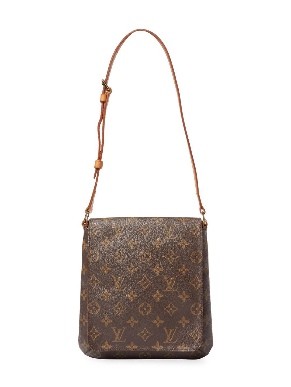 7a9b3135b31dd Louis Vuitton Vintage Monogram Ab Musette Salsa Crossbody Bag in ...