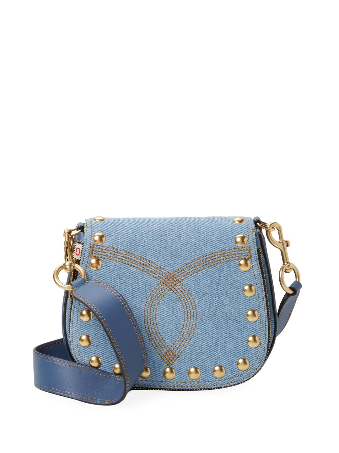 937fa7dccad0 Gallery. Previously sold at  Gilt · Women s Saddle Bags Women s Marc Jacobs  Nomad ...