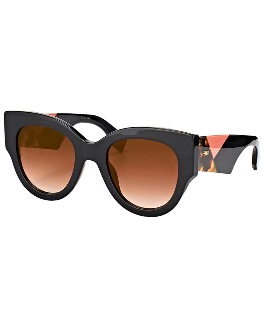 81fbf19f066f Lyst - Fendi Women s Ff0264 s 51mm Sunglasses