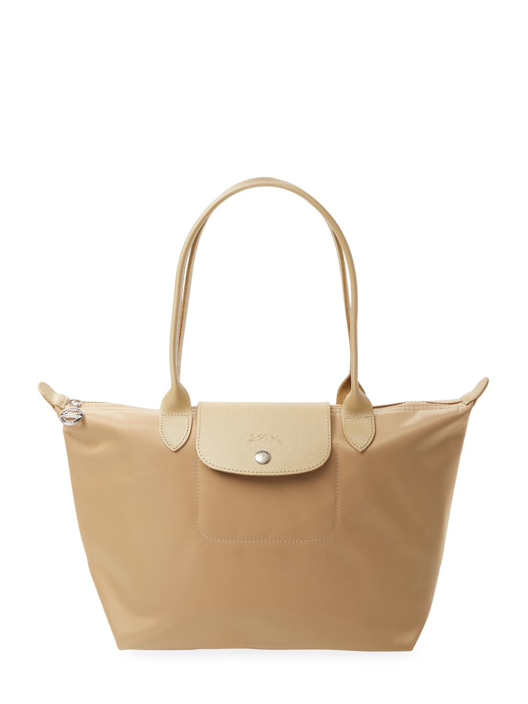 Longchamp Synthetic Le Pliage Nylon Tote in Beige (Natural)