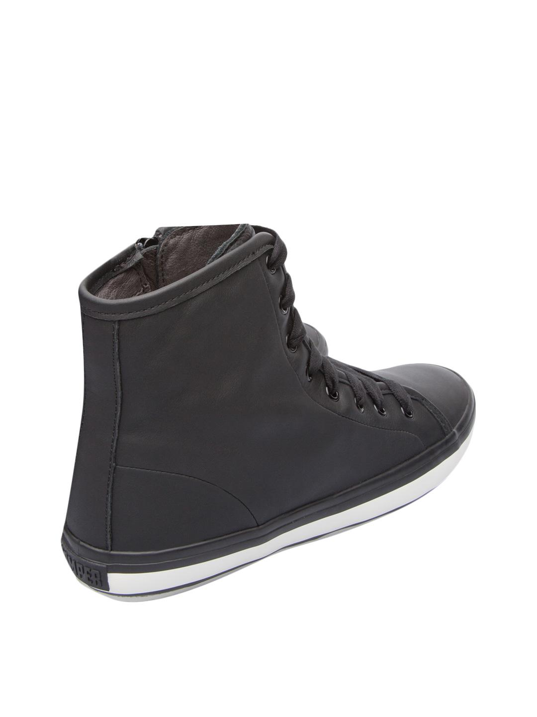 Camper Velvet High-Top Sneakers clearance how much cheap low shipping outlet discounts free shipping finishline pick a best cheap price 3cCUB