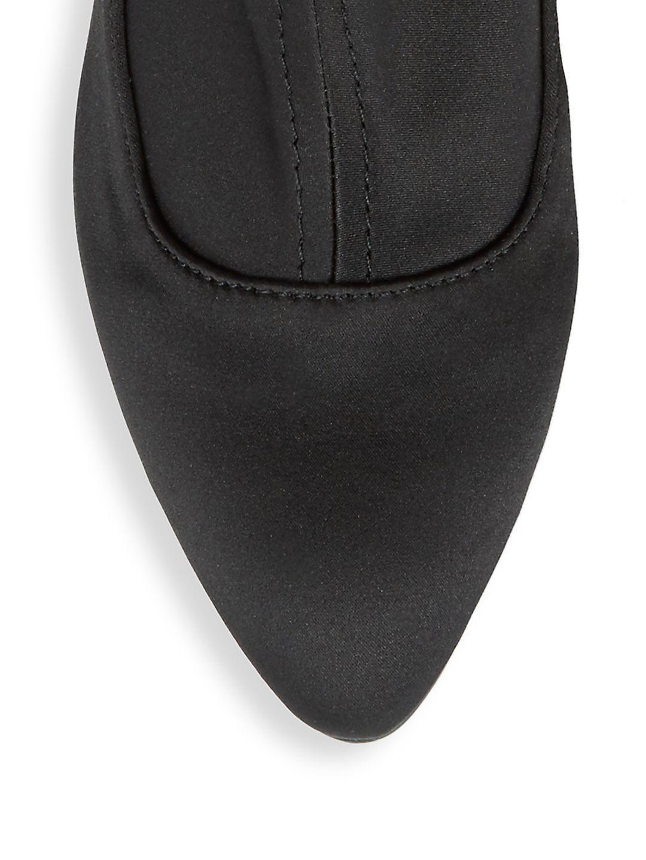 Nine West Back Zip Booties in Black