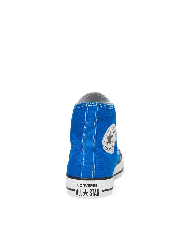 12570e8da6e4 Lyst - Converse Snorkel Cap-toe Hi-top in Blue