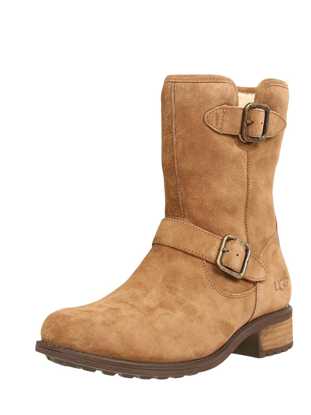 fd25ad68a56 Ugg Brown Chaney Suede & Pure Boot