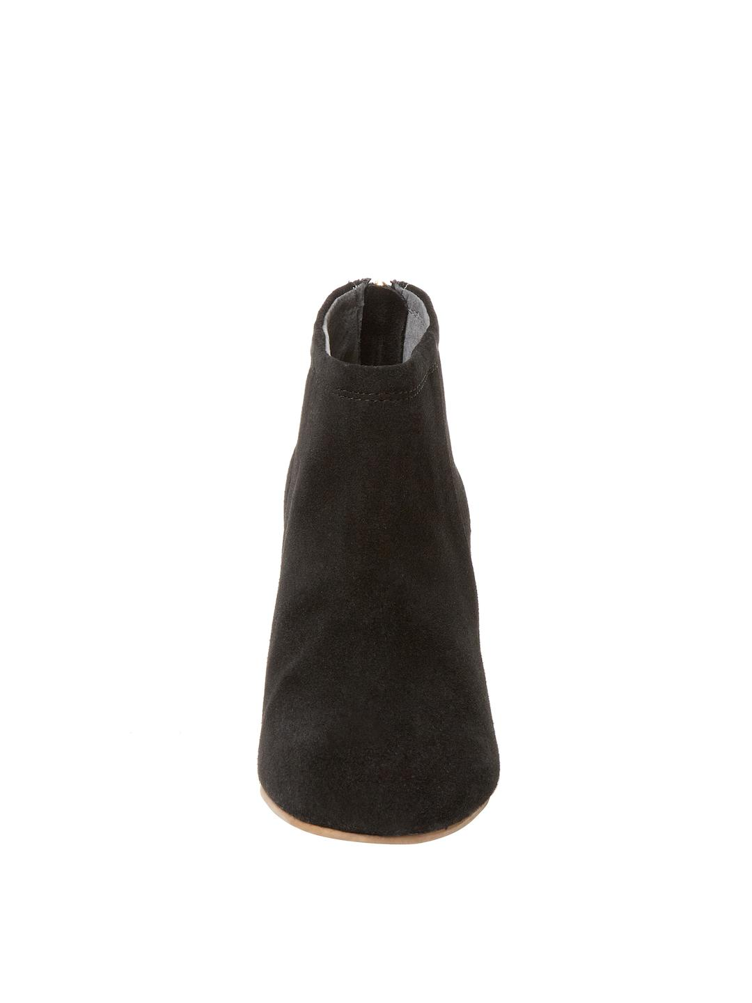 Seychelles Clash Leather Bootie in Black