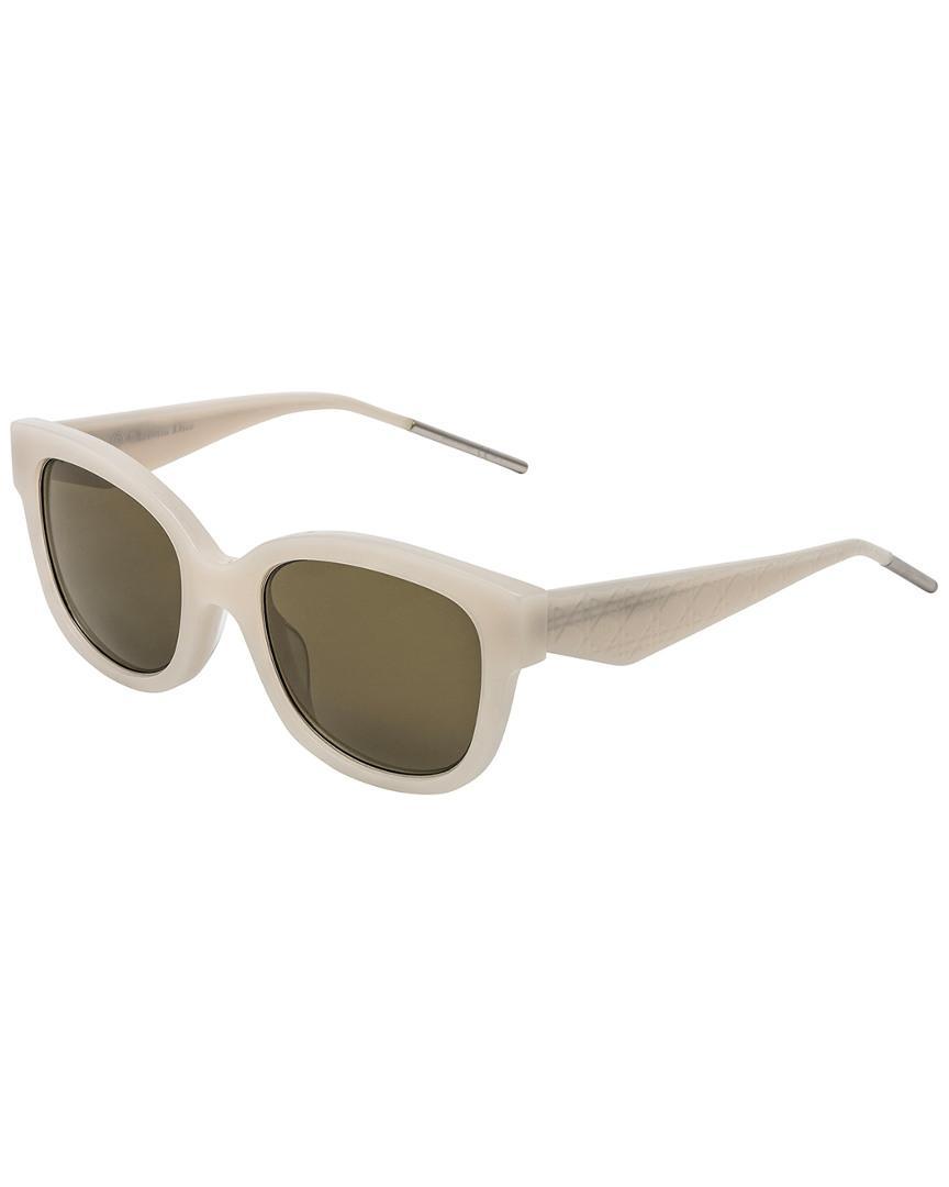8621d03545 Lyst - Dior Dior Women s Very Dior 51mm Sunglasses