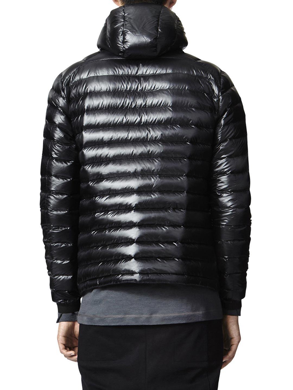Isaora Ultralight Down Jacket in Black for Men