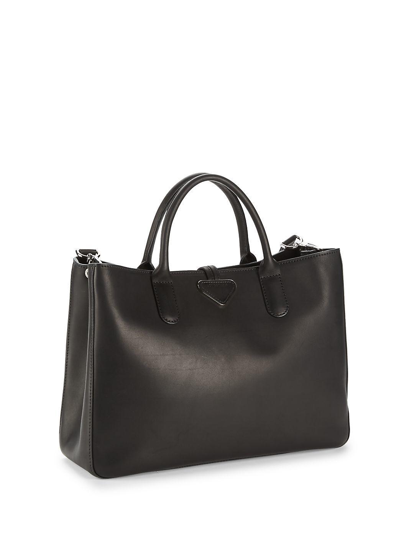 Roseau Heritage Leather Satchel