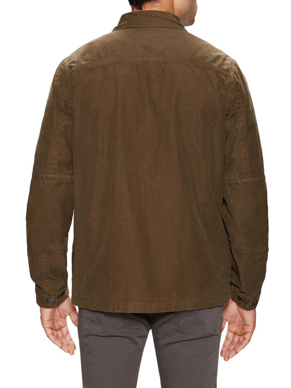Paul Smith Cotton Spread Collar Jacket for Men