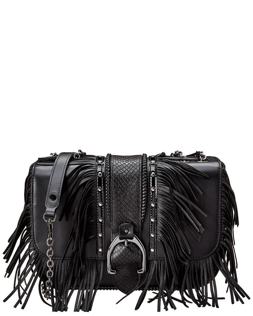 Amazone Rock Small Leather Shoulder Bag
