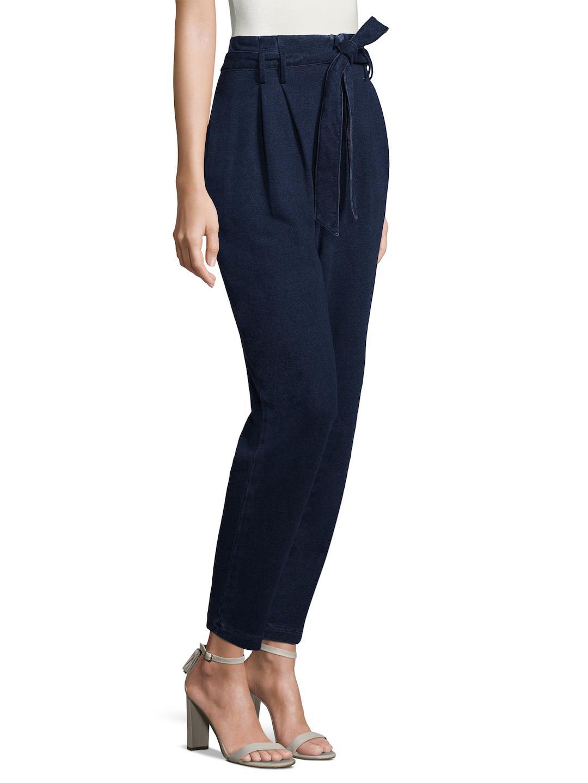 AG Jeans Cotton Pentra Pants in Indigo (Blue)